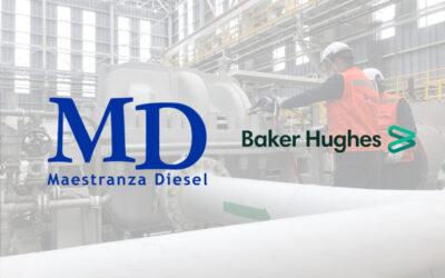 Maestranza Diesel confirma nueva alianza comercial con Baker Hughes